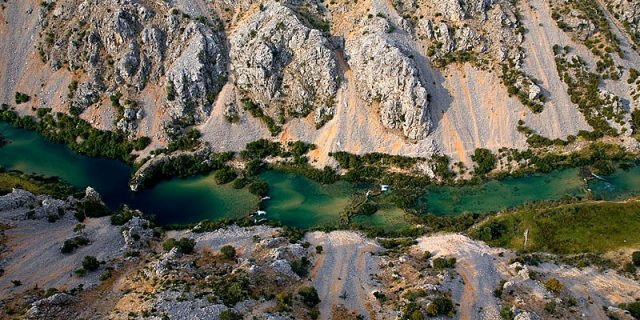 Zrmanja River Canyon | Raftrek Adventure Travel Blog