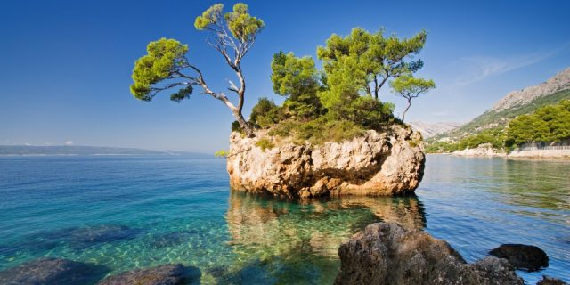 Adriatic Sea Croatia | Raftrek COVID-19 Procedures | Raftrek Adventure Travel