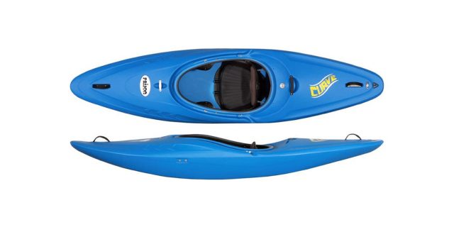 Prijon Curve whitewater kayak | Raftrek Adventure Travel Shop