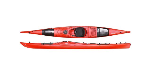 Prijon Sea kayak sit-in-single | Raftrek Adventure Travel Shop