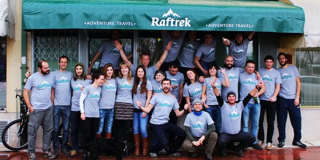 Thank you | Raftrek Adventure travel team