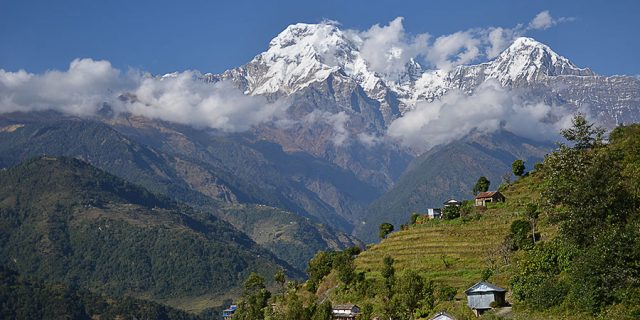 Annapurna-south, Nepal | Raftrek Adventure Travel Croatia