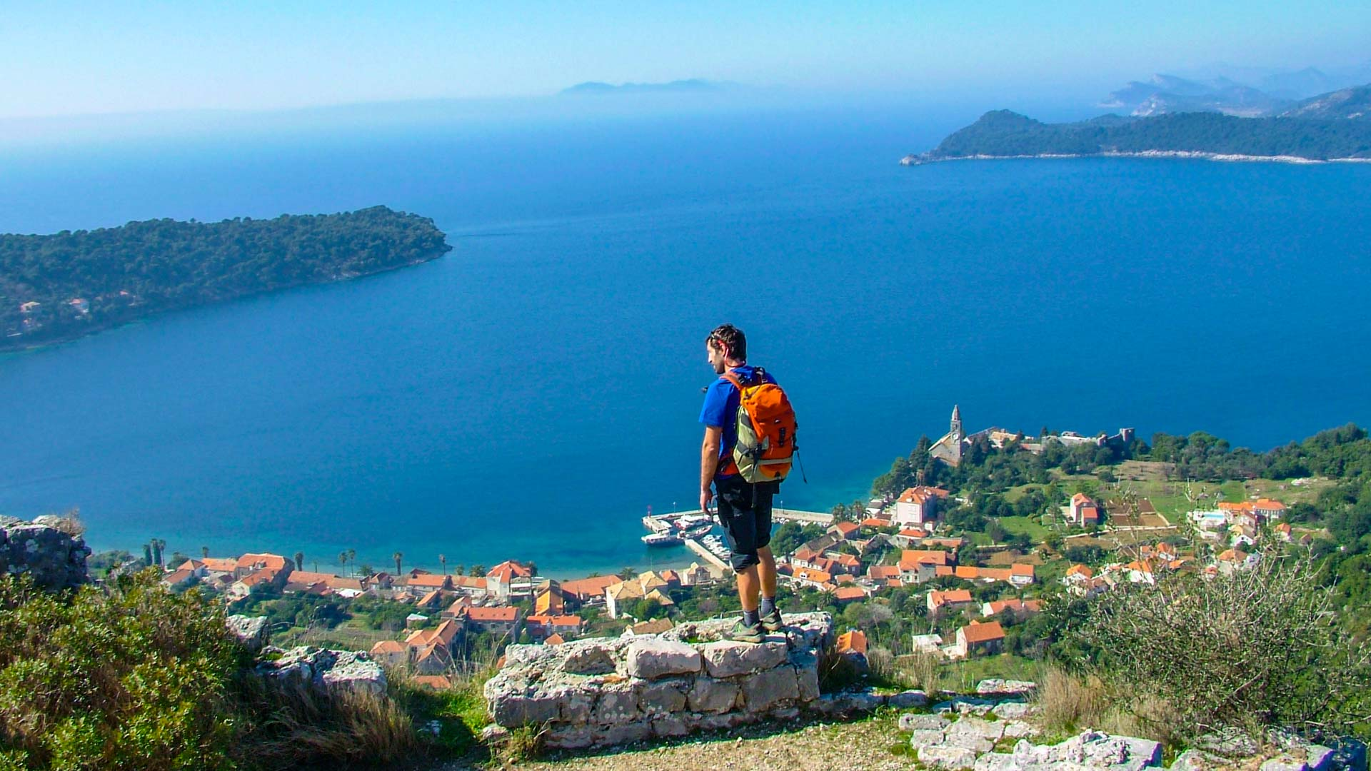Best of Croatia Multisport activity holiday  Raftrek
