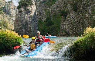 Croatia active trip | Adventure holidays Croatia | Raftrek travel
