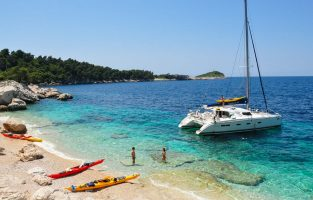 Adventure-sailing-Dubrovnik-Croatia-Raftrek-travel-Croatia as a popular destination