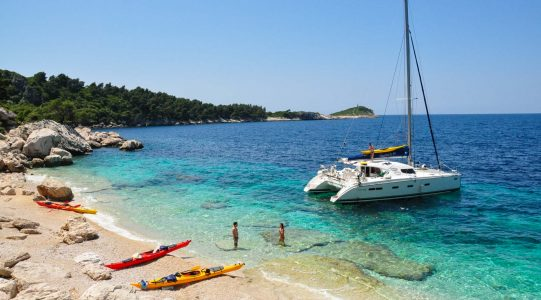 Dubrovnik Adventure Sailing | Raftrek travel