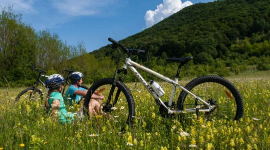 Cycling Plitvice Lakes Area | Raftrek travel