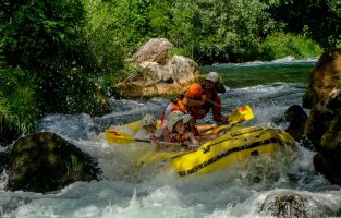 Cetina-River-rafting | Raftrek Adventure Travel Croatia