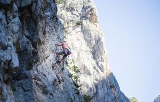Climbing-Paklenica-Croatia-Raftrek-travel (1 of 1)