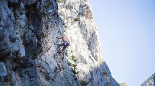 Rock climbing Paklenica | Raftrek travel