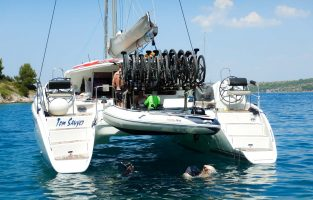 Croatia_Catamaran charter | Adventure_sailing_Kornati | Outdoor Activities in Croatia | Raftrek Travel