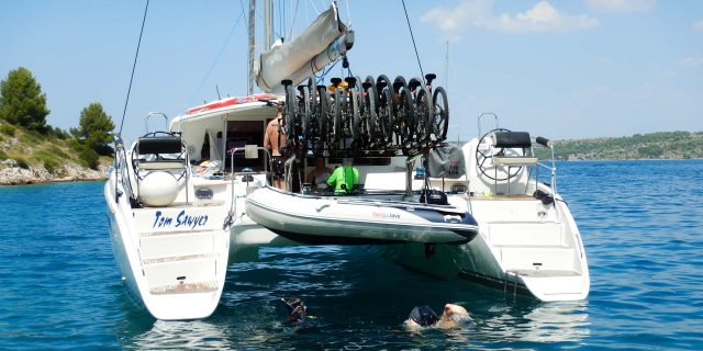 Croatia Catamaran charter | Adventure sailing Kornati | Outdoor Activities in Croatia | Raftrek Travel