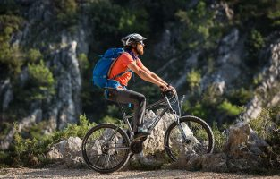 E-cycling Krka circuit, Raftrek Adventure travel