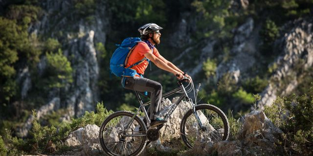 E-cycling Krka circuit | Raftrek Adventure Travel Croatia