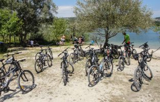 Cycling-NP-Krka-River | Raftrek Adventure Travel Croatia