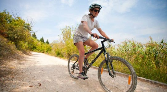 Cycling Krka River | Raftrek travel