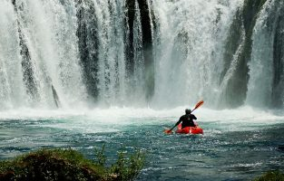 Packrafting Zrmanja River | Into the Wild Croatia | Packrafting Zrmanja River | Raftrek Travel