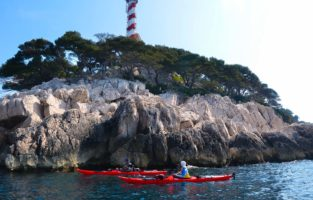 Sea Kayaking Murter Island