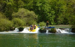 Rafting Mreznica River | Raftrek Adventure Travel