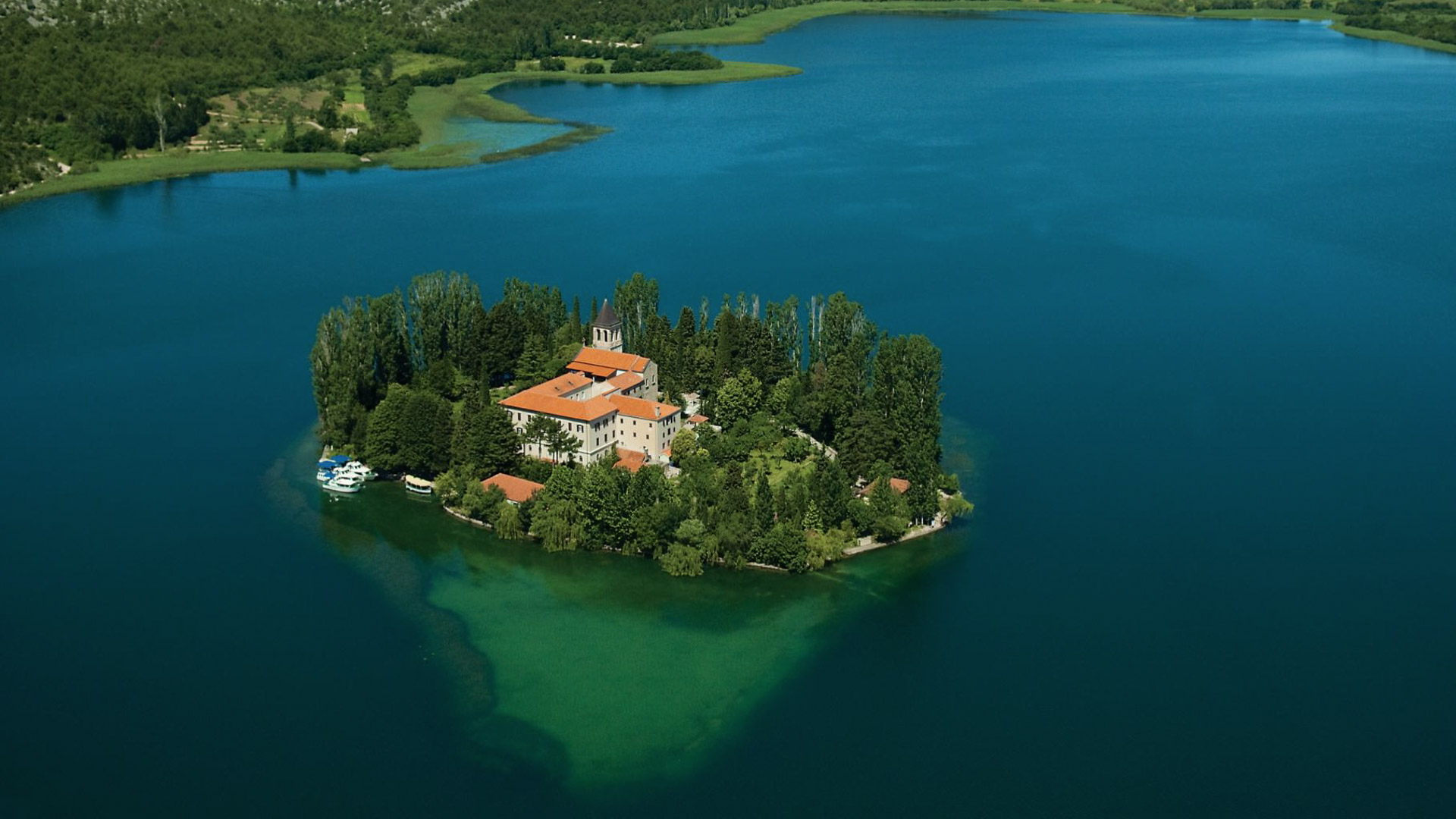 Dalmatia Weekend Adventure | E-cycling Krka circuit-Visovac-Raftrek adventure travel