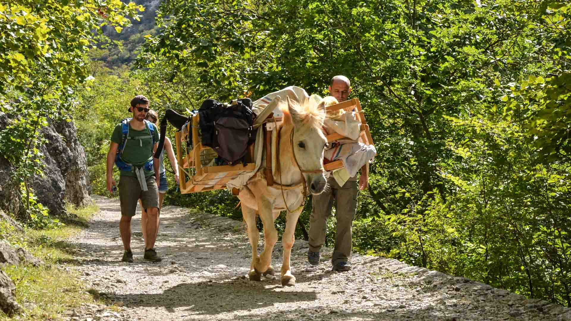 People of Croatia | Hiking-Paklenica | Raftrek Adventure Travel Croatia