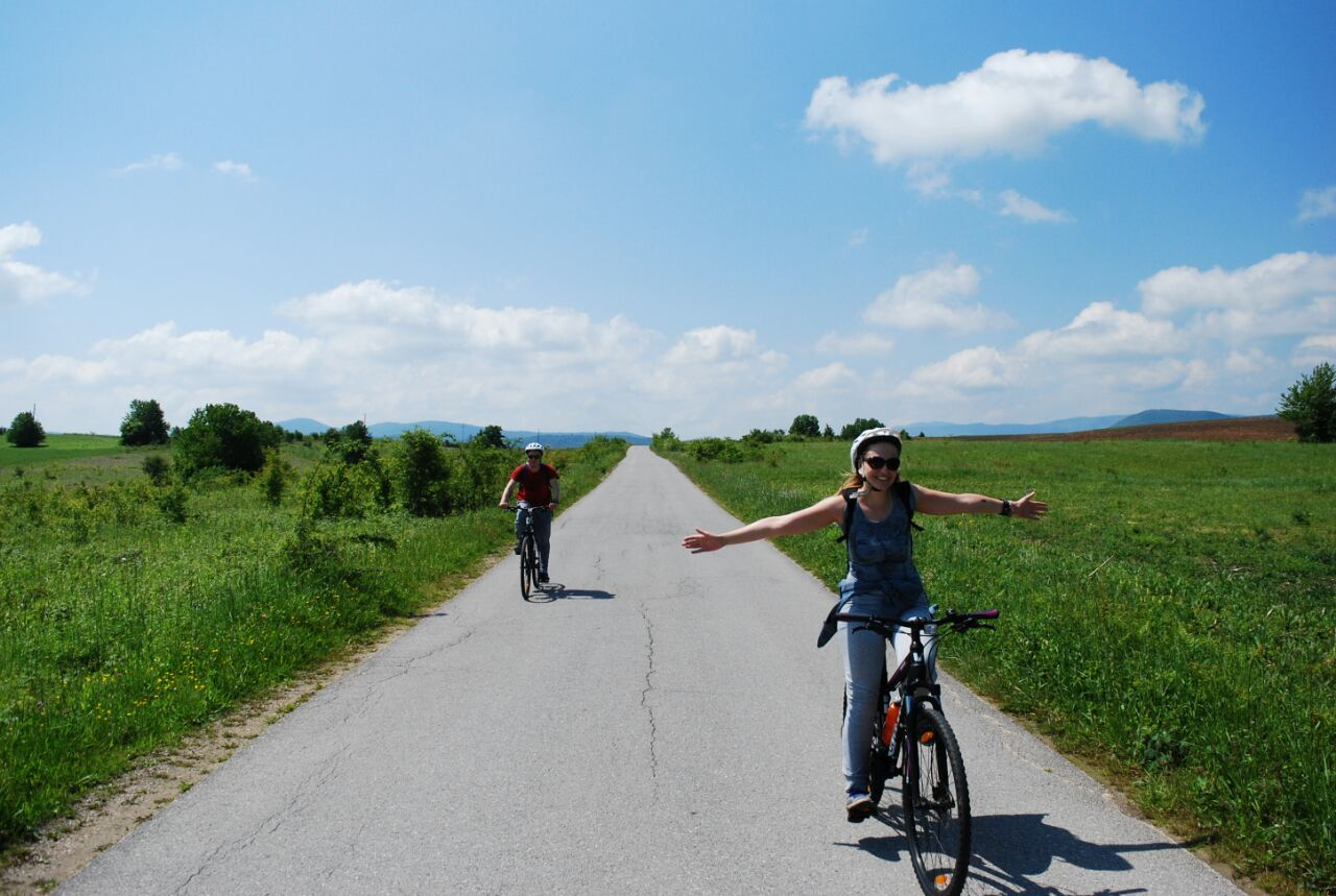 cycling in Croatia as a mean of transport | A Guide to Outdoor Activities in Croatia | Raftrek Travel