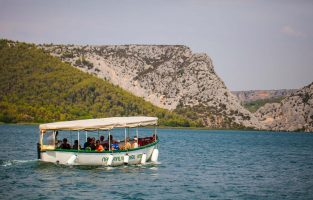 Krka River short active holiday | Raftrek travel