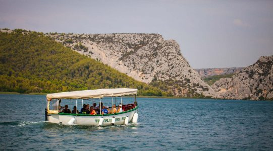 Krka River Active holiday | Raftrek travel