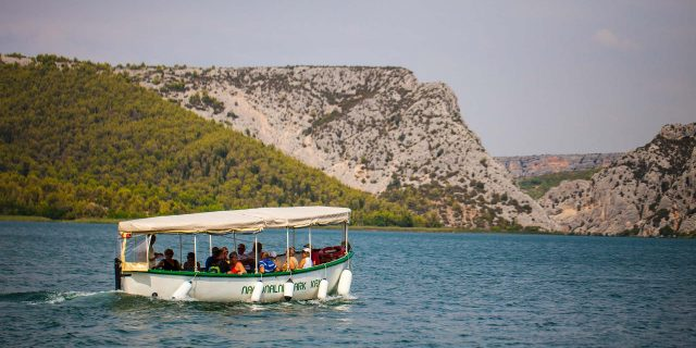 Krka River short active holiday