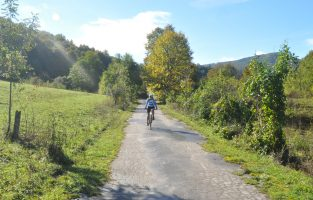 Cycling Plitvice lakes area | Raftrek Adventure Travel