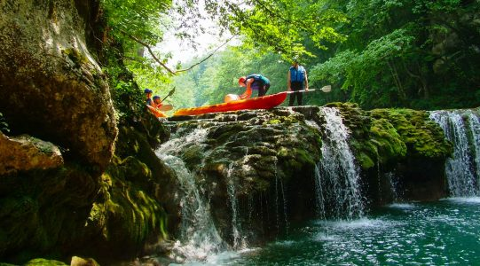 Mreznica River Expedition | Raftrek travel