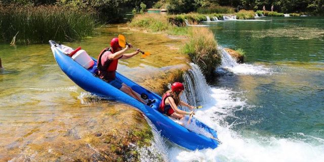 Mreznica River kayaking | Raftrek Adventure Travel