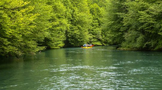 Mrežnica rafting | Raftrek travel