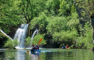Kayaking Mreznica | Raftrek Adventure Travel Croatia