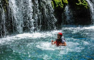 Mreznica-river-kayaking-rafting | Raftrek Adventure Travel Croatia