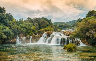Krka River short active holiday | NP-Krka-walking-Croatia | Raftrek-travel