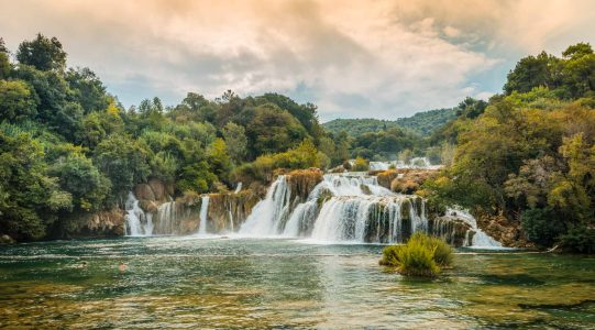 Walking Krka River | Raftrek travel