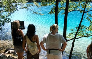 NP-Plitvice-walking | Raftrek Adventure Travel Croatia | women adventurers