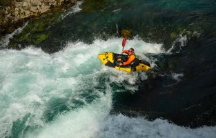 Packrafting Croatia Adventure | Zrmanja River | Raftrek Adventure Travel
