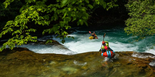 Mreznica River | Packrafting in Croatia | Raftrek Adventure Travel