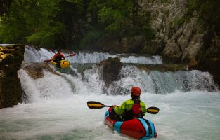 Mreznica River packrafting | Raftrek Adventure Travel