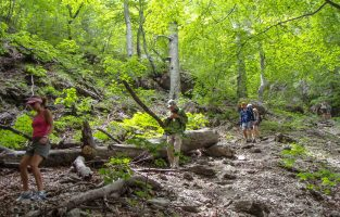 Paklenica-trekking | Raftrek Adventure Travel Croatia