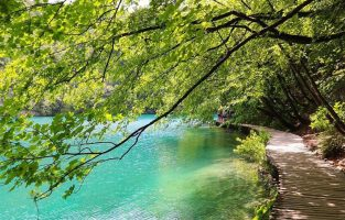 Plitvice walking | Raftrek Adventure Travel