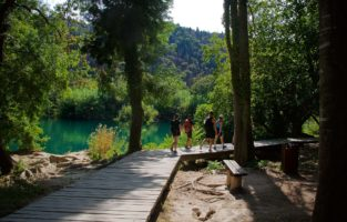 Croatia multisport| Walking Plitvice Lakes National Park