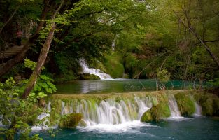 Plitvice waterfalls | Raftrek Travel Croatia