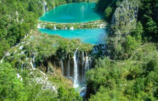 Plitvice Lakes Croatia activity holiday