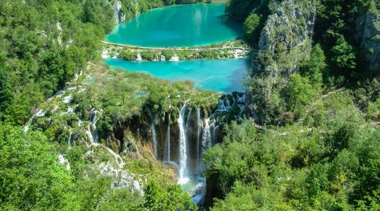 Plitvice Lakes and Rivers | Raftrek travel