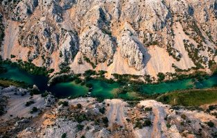Zrmanja River Canyon, Raftrek-adventure-travel