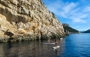 Stand up Paddling-SUP-Croatia | Raftrek Adventure Travel Croatia