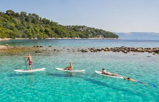 SUP-Croatia-raftrek-travel | Raftrek Adventure Travel Croatia